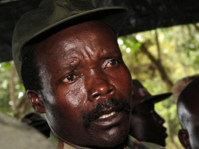Lawmakers did not mention a dollar figure for any Kony reward, but the current system allows for up to $25 million. PHOTO: AFP/FILE