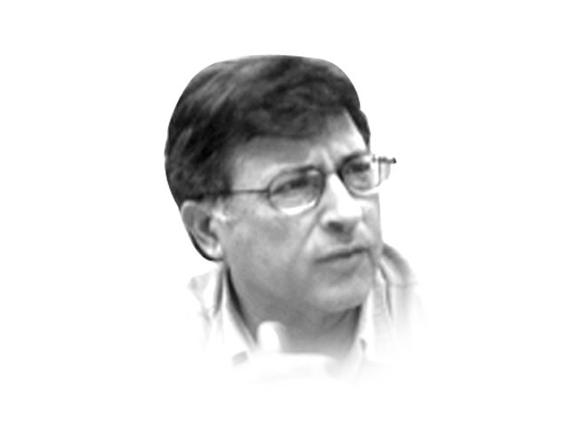 """ HEC model currently in place promotes corruption, whereby mass production of poor research is proof of academic merit,"" Senior academic Hoodbhoy."