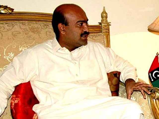 PPP loyalist Nadeem Afzal Chan will scrutinise the incumbent govt accounts. PHOTO: PID/FILE