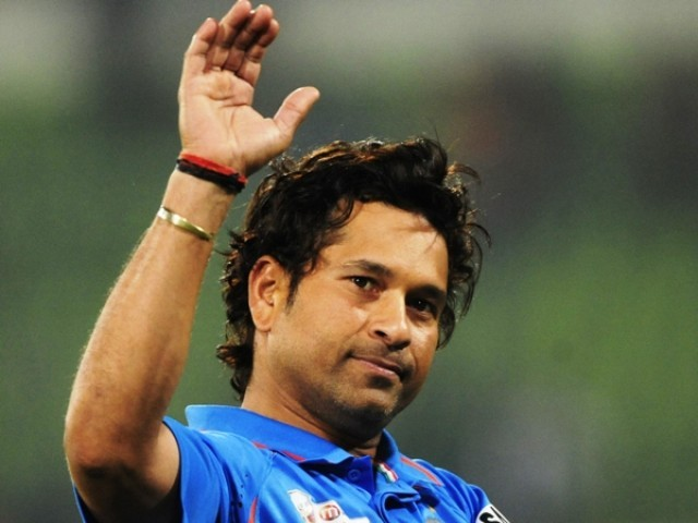 India's prime minister has put forward batting superstar Sachin Tendulkar for membership of the upper house of parliament. PHOTO: AFP/FILE
