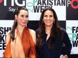 Sana Hashwani and Safinaz Muneer.PHOTO COURTESY CATALYST