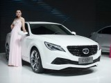 A BAIC 'C60F' concept car is displayed at the Auto China 2012 car show in Beijing on April 26, 2012. PHOTO: AFP