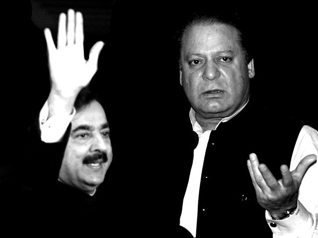 Earlier during the day, PM Gilani challenged PML-N to move no-confidence motion against him.