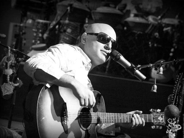 "Pakistani singer Ali Azmat has recorded ""Kuch Rahein Gaya Baki"" and ""Yeh Jism"" for the film. PHOTO: FILE"