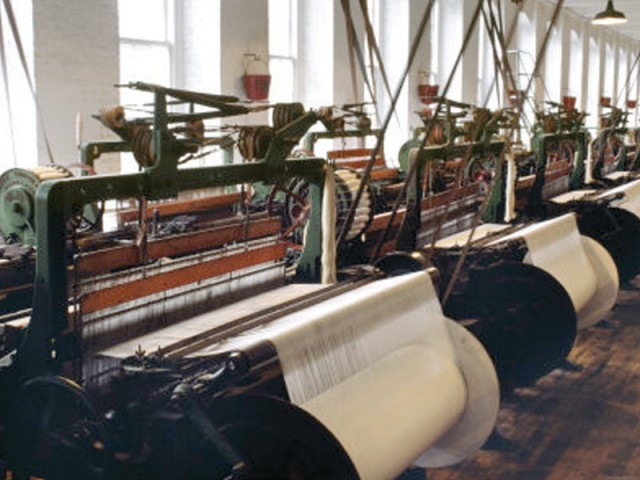 """ Loom owners have withdrawn the complaint against one of the suspects because he has joined a union they favour,"" Labour Party Farooq Tariq. PHOTO: FILE"