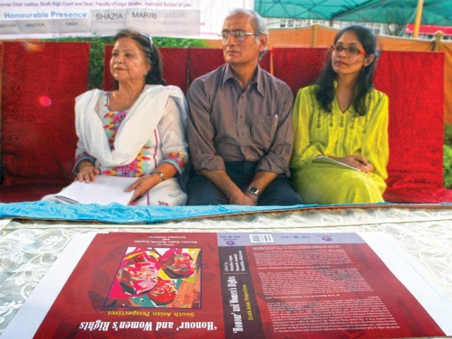 The book was co-edited by Gupte, Ramesh Awasthi and Shraddha Chickerur. It comprises 15 papers by authors from South Asian countries, including Pakistan, India, Bangladesh and Nepal. PHOTO: EXPRESS