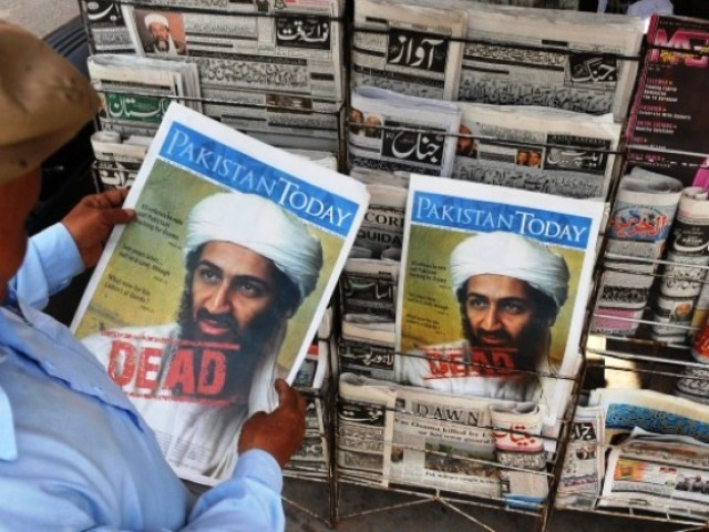 The TTP and Lashkar-e-Jhangvi work closely with Al-Qaeda, feed off its ideology and pose a serious threat to security. PHOTO: AFP