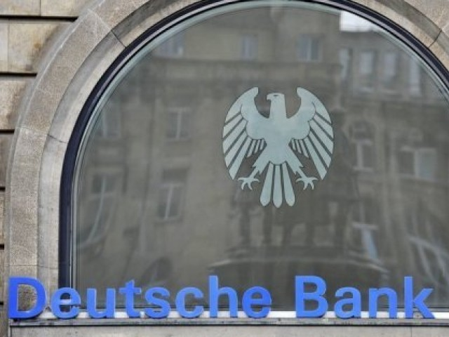 "Deutsche Bank is marketing its Pakistan ETF to institutional investors in Europe, Asia and Middle East. ""The most significant demand for ETFs comes from institutional investors instead of retail investors,"" said Deutsche Bank's Asian ETF head Marco Montanari. PHOTO: AFP"