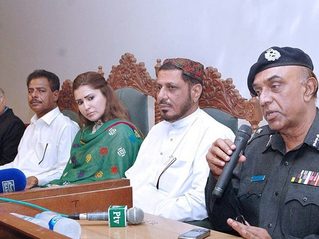 Engineer said that some people had been conspiring against the PPP since 2003. PHOTO: APP