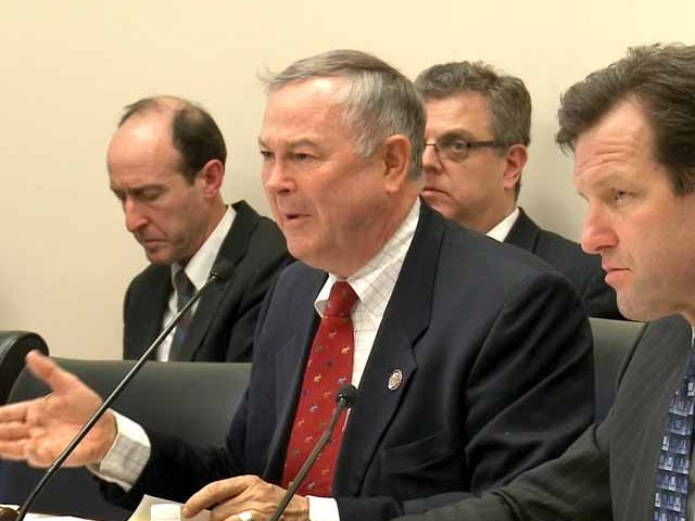 Rohrabacher writes that Pakistan is a failed state. PHOTO: AGENCIES/FILE
