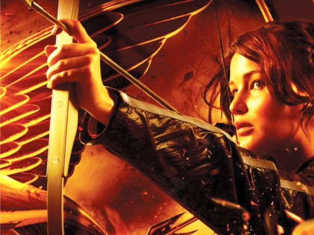 Post-apocalyptic action film The Hunger Games earned nominations for movie of the year and best cast awards. PHOTO: FILE
