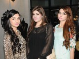 Fizza, Zeynab and Zehra.PHOTO COURTESY SAVVY PR AND EVENTS