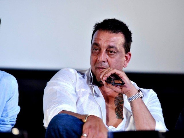 "Dutt was accused of making  ""indecent remarks"" during public rally organised by supporters of Samajwadi Party. PHOTO: IANS"