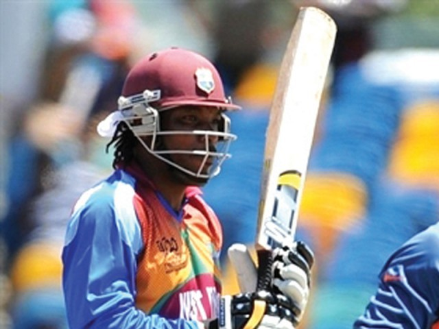 Gayle had signed with Somerset to play this season's Twent20 competition. PHOTO: REUTERS/FILE