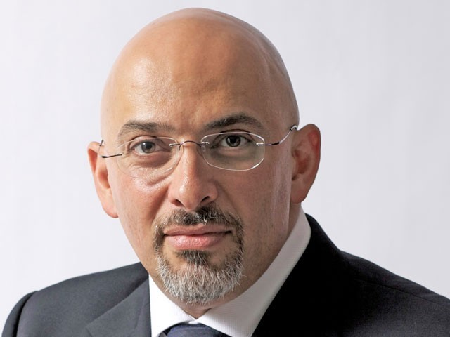 Nadhim Zahawi, from a Kurdish background, is MP for Stratford-on-Avon. PHOTO: THE CONSERVATIVE PARTY
