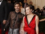 "Designer Marc Jacobs and actress Milla Jovovich arrive at the Metropolitan Museum of Art Costume Institute Benefit celebrating the opening of the ""Schiaparelli and Prada: Impossible Conversations"" exhibition in New York, May 7, 2012. PHOTO: REUTERS"