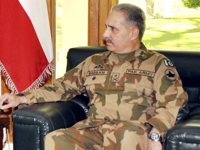 Lt Gen Rabbani defends govt's dealings with N Waziristan's militant chief. PHOTO: INP/FILE