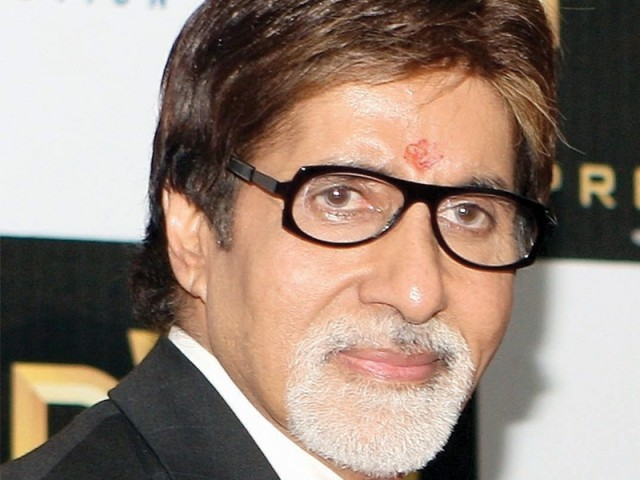 Megastar Amitabh Bachchan has finished shooting for his cameo role in Bol Bachchan. PHOTO: FILE