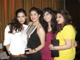Nooray, Amna Kardar, Maha and Marium.PHOTO COURTESY VERVE