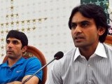 Mohammad Hafeez will assist Misbahul Haq as vice-captain of the Test and ODI teams. PHOTO: AFP