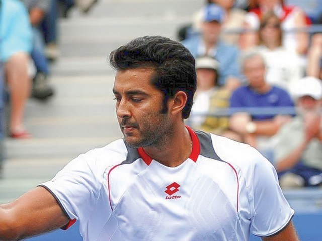 Aisam and Dutch partner Rojer won their match 4-6, 6-4, 18-16. PHOTO: AFP/FILE