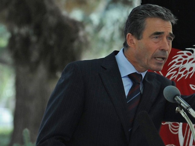 Nato Secretary-General says closure of supply routes is a matter of great concern. PHOTO: AFP/FILE