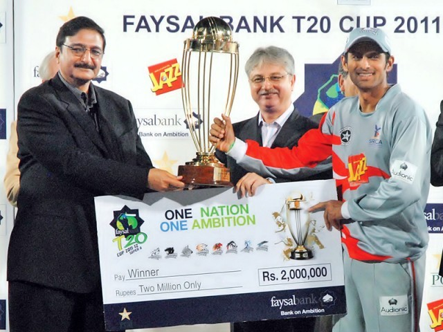 The Stallions' grip on the Twenty20 format in Pakistan has finally paid dividends as the BCCI has agreed to the team being part of the next Champions League. The move is yet to be approved by the governing council. PHOTO: ONLINE