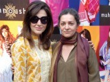 Shehla Saigol and Faiza Fayyaz.PHOTO COURTESY LOTUS PR