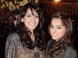 Sarah and Zara Raza.PHOTO COURTESY QYT EVENTS