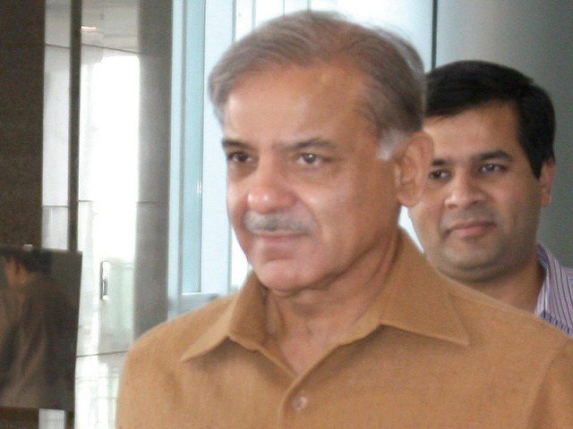 Chief Minister Mian Shahbaz Sharif