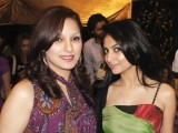 Mariam and Sharmeen.PHOTO COURTESY SAVVY PR AND EVENTS