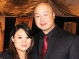 Mr and Mrs David Liang.PHOTO COURTESY SAVVY PR AND EVENTS
