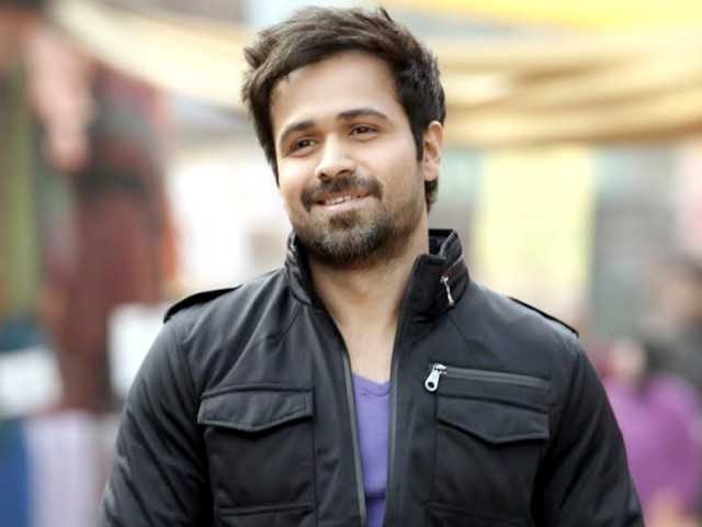 Bollywood actor Emraan Hashmi's audience is spread all over Pakistan and distributors don't really have to target a certain circuit of cinemas to get people to watch his films. PHOTO: FILE