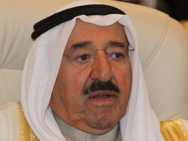 The approval of Kuwait's emir, Sheikh Sabah al-Ahmad al-Sabah, is needed for any constitutional change. PHOTO: AFP