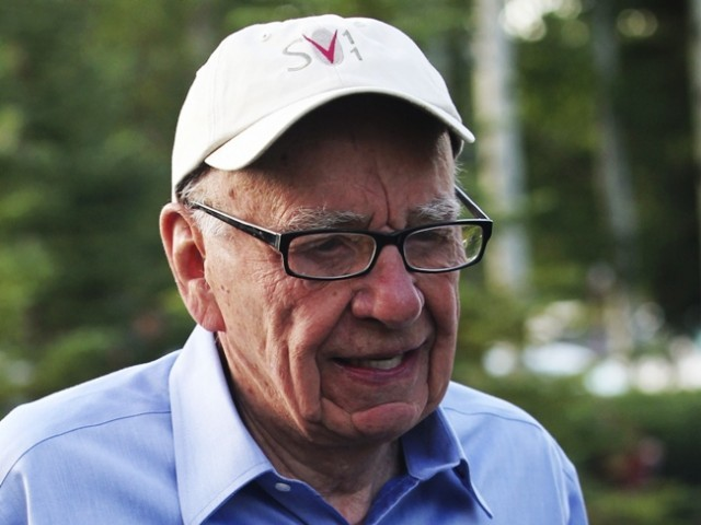 Despite all his wealth and power, Murdoch has not been able to get away with the rampant lawbreaking that seemed to be an inherent part of the culture at News Corp. PHOTO: REUTERS/FILE