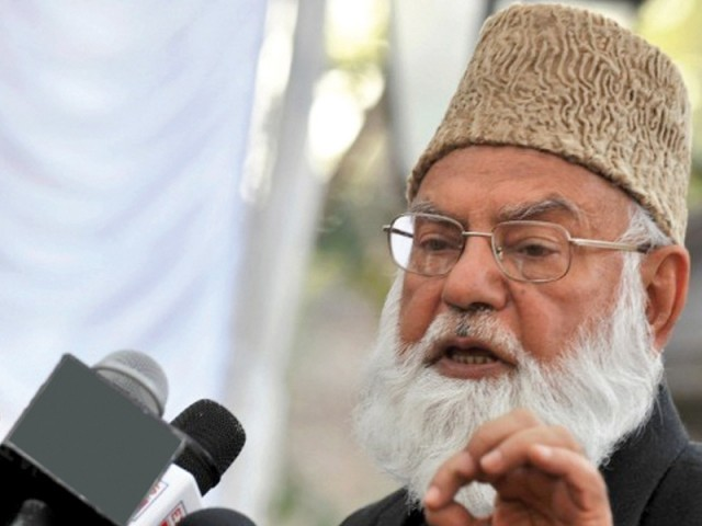40 politico-religious leaders to announce the initiative in Islamabad on Monday. PHOTO: FILE