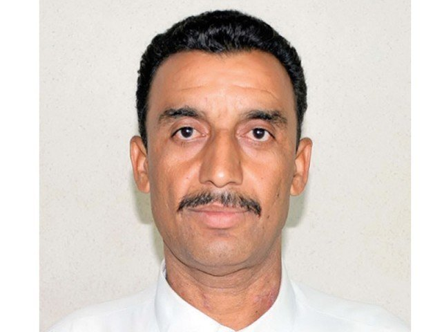 Express News' Razzaq Gul was kidnapped and shot 15 times. PHOTO: FILE