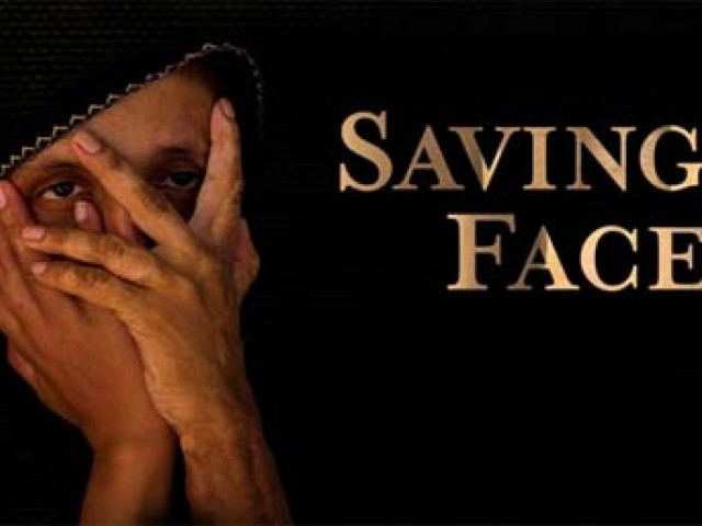 Sharmeen Obaid Chinoy's Saving Face wins Best Documentary Award at SAARC Film Award. PHOTO: PUBLICITY