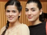 Schezreh and Alizeh Rabani.PHOTO COURTESY LOTUS PR