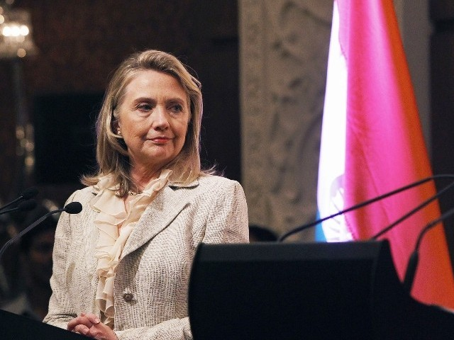 US does not believe there is any basis for holding Dr Shakil Afridi, says Clinton. PHOTO: AFP/FILE