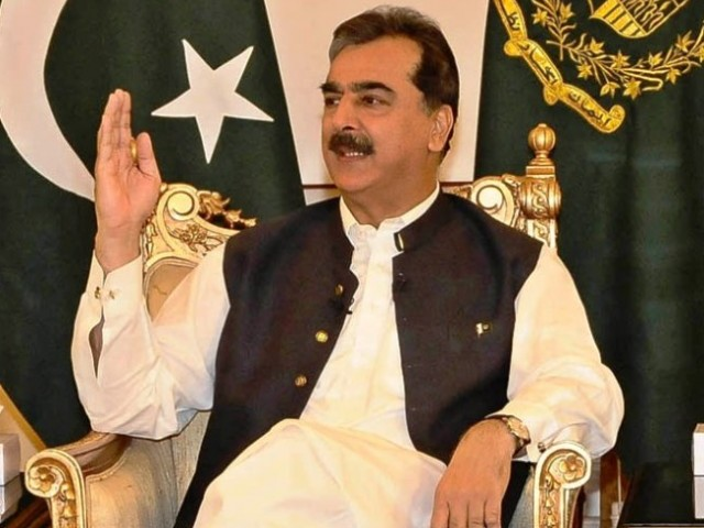 Speaker National Assembly finalised her decision in Prime Minister Yousaf Raza Gilani's contempt case on Thursday. PHOTO: PID/FILE