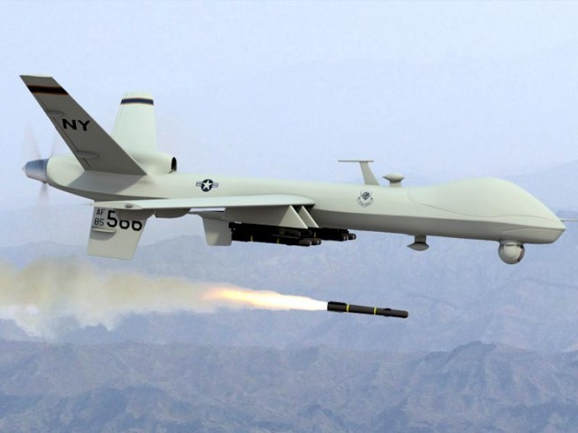It was the fifth US drone strike reported in Pakistan since parliament in March demanded an end to such attacks.