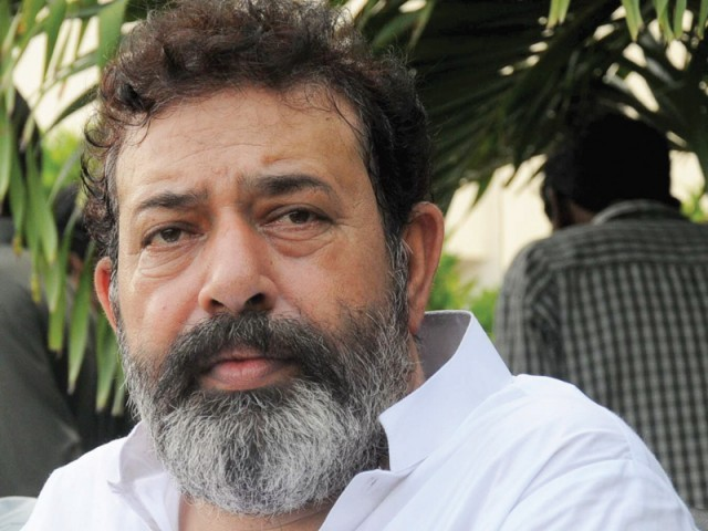 """He was killed on the directions of SSP Chaudhry Aslam (in picture) and Maulana Orangzaib Farooqui,"" Hasan said."