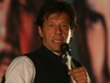 Imran Khan said that PTI will file petition in SC against Mirza's ruling on PM contempt case. PHOTO: EXPRESS/MOHAMMAD JAVAID