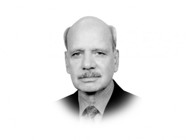The writer served as director-general of the ISI from 1990-92 asad.durrani@tribune.com.pk