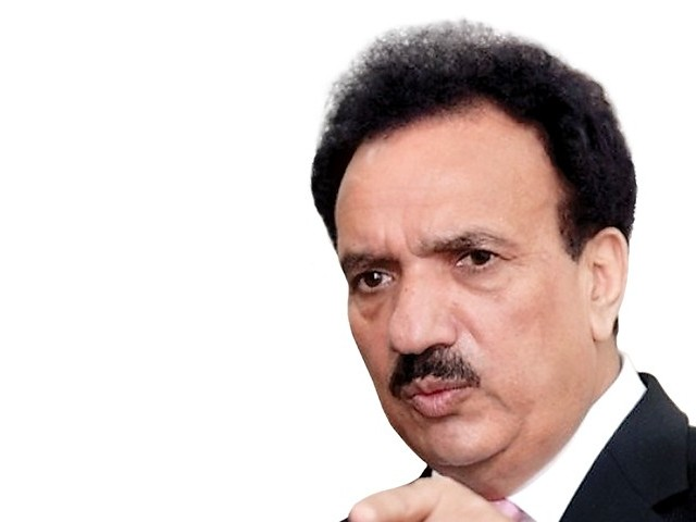 Rehman Malik may lose parliament membership if required documents are not submitted tomorrow. PHOTO: FILE