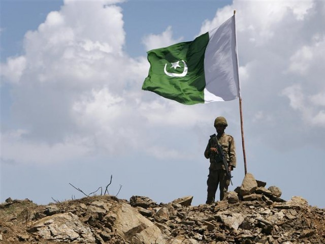 ISPR denies earlier report of military 'trainers' coming back to Pakistan. PHOTO: REUTERS