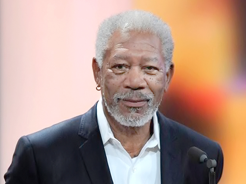 Janet Mock Recalls Experience With Morgan Freeman