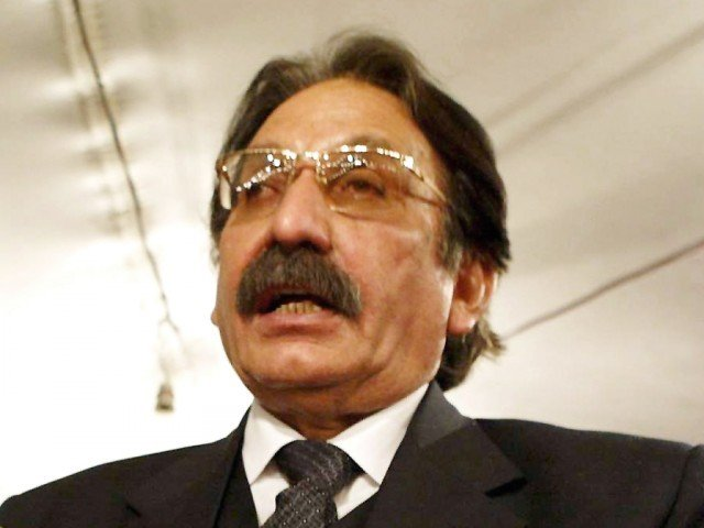A three-judge bench headed by Chief Justice Iftikhar Muhammad Chaudhry will hear the case. PHOTO: FILE