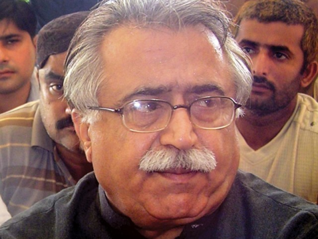 Chandio says will convene a meeting of parties and then speak to leaders of opposition parties to resolve matter. PHOTO: FILE